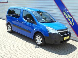 Peugeot Partner 1,6 BlueHDi 2x šoupačky,Top KM MPV nafta