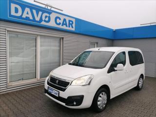 Peugeot Partner 1,6 HDi 55kW CZ Serv. kniha MPV nafta