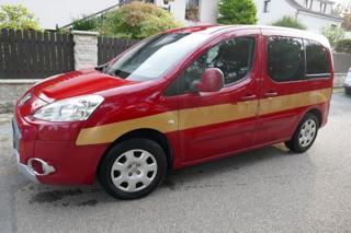 Peugeot Partner 1.6 HDI Tepee MPV