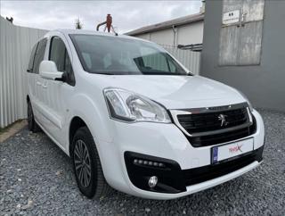 Peugeot Partner Tepee 1,6 HDI,původ ČR,1.Majitel MPV nafta