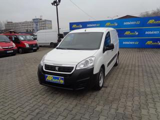 Peugeot Partner L1H1 1.6HDI KLIMA SERVISKA pick up