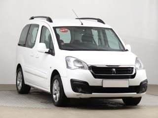 Peugeot Partner 1.6 HDi 73kW pick up nafta