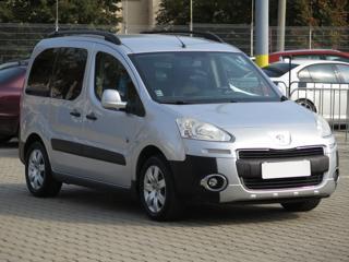 Peugeot Partner 1.6 HDi 68kW pick up nafta
