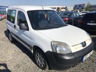 Peugeot Partner 1.6HDi , 5 MÍST pick up nafta