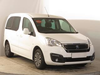 Peugeot Partner 1.6 BlueHDi 73kW pick up nafta