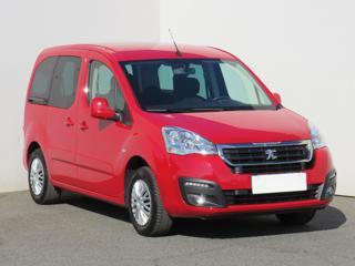 Peugeot Partner 1.6VTi, 1.maj, Serv.kniha, ČR užitkové benzin