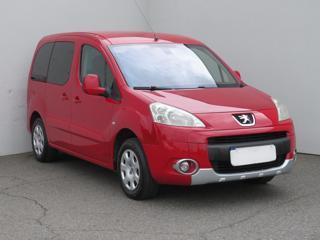 Peugeot Partner 1.6 16V, Serv.kniha, ČR užitkové benzin