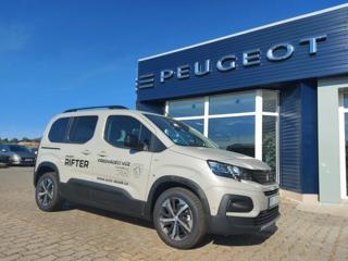 Peugeot Rifter GT 1,5 BlueHDI 130k rezervace MPV nafta