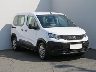 Peugeot Rifter 1.2PT, 1.maj, ČR užitkové benzin