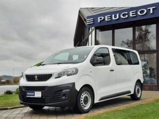 Peugeot Traveller COMBI L2 1.5BHDi 8.Míst Demo kombi nafta