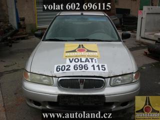 Rover 400 VOLAT 602 696115 liftback benzin