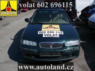 Rover 400 VOLAT 602 696115 sedan nafta