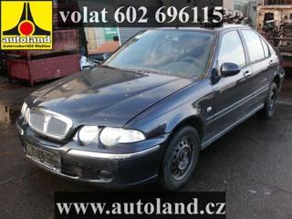 Rover 45 VOLAT 602 696115 sedan benzin