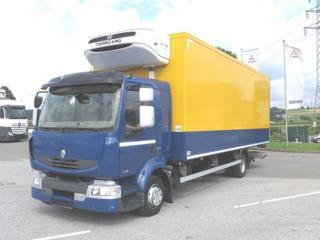 Renault Midlum 220dxi chlaďák EURO 5 izotherm