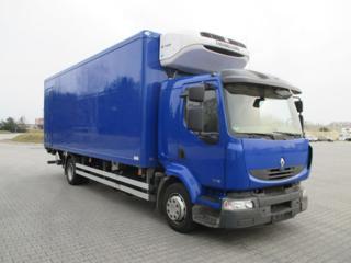 Renault Midlum 220.12 chlaďák/mrazák  EURO izotherm