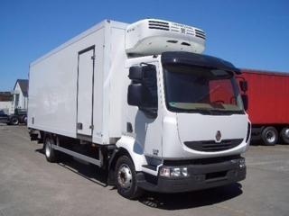 Renault 12.220 L mrazák EURO 5 izotherm