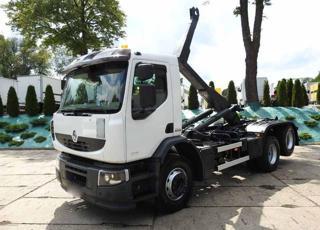 Renault Premium 320 DXI 6x2 JNK EURO 5 pro přepravu kontejnerů