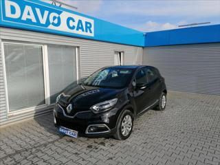 Renault Captur 1,5 dCi Business Navi 1.Maj. hatchback nafta