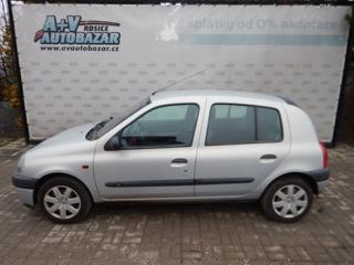 Renault Clio 1.4 i hatchback benzin