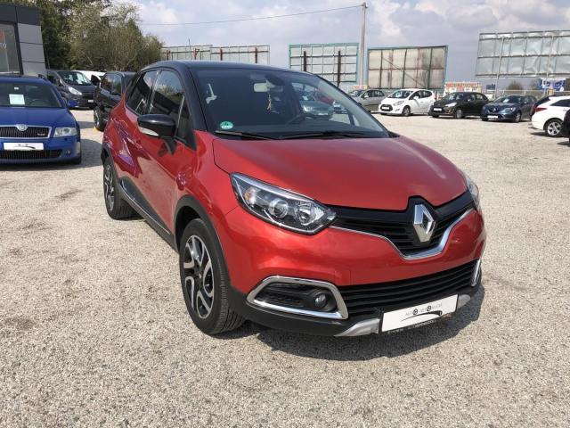 Renault Captur 1.5 DCi hatchback nafta