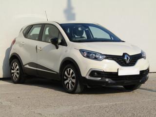 Renault Captur 1.2TCE, 1.maj, Serv.kniha, ČR hatchback benzin