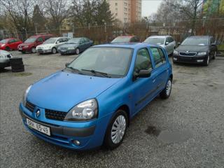 Renault Clio 1,2 ,16v,1.MAJITEL hatchback benzin