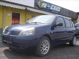 Renault Clio 1,2   LPG,ABS,KLIMATIZACE hatchback LPG + benzin