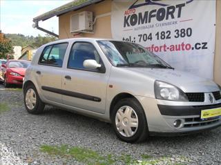 Renault Clio 1,2   16V AUTHENTIQUE hatchback benzin