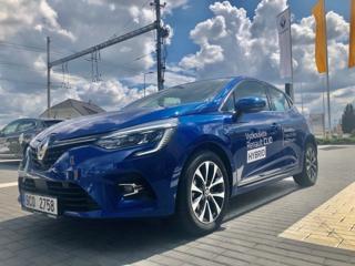 Renault Clio INTENS E-TECH 140 hatchback hybridní - benzin