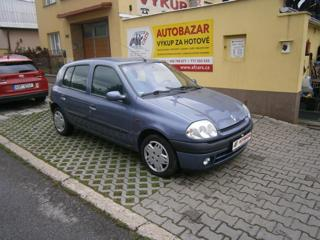 Renault Clio 1.4i 55kw KLIMA hatchback