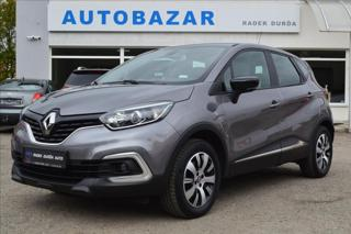 Renault Captur 1,2 TCe  ČR,1.MAJ,31827KM hatchback benzin