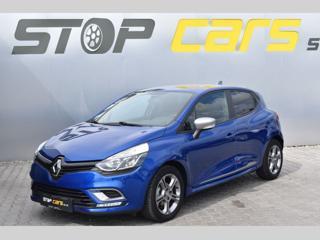 Renault Clio 0.9TCe*GTline*NAVI*NOVÉ ČR* hatchback benzin