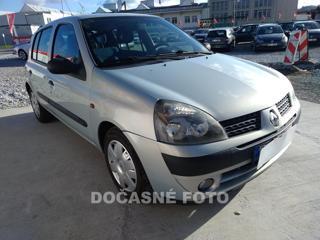 Renault Clio 1.2 16V, 1.maj, Serv.kniha hatchback benzin