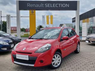 Renault Clio 2012 ČR 1.MAJ 1.2 55 kW LPG kombi LPG