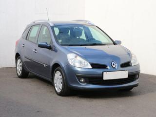 Renault Clio 1.5dCi, ČR kombi nafta