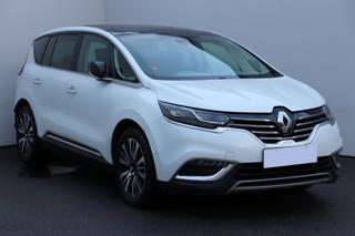 Renault Espace 1.6TCe, Serv.kniha,ČR MPV benzin