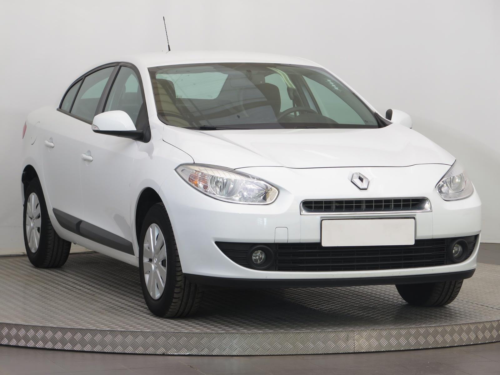 Renault Fluence 1.6 16V 82kW sedan benzin
