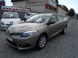 Renault Fluence 1.6i LIMITED sedan