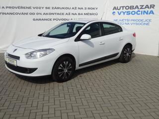 Renault Fluence 1.6i 16V ČR! Klima! LPG sedan