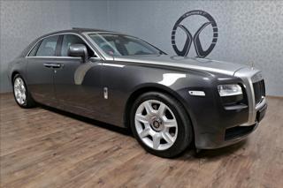 Rolls-Royce Ghost *MASAŽ*TV*PANO* limuzína benzin