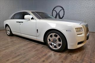 Rolls-Royce Ghost *TV*NAVI* 2 ROKY ZÁRUKA* limuzína benzin