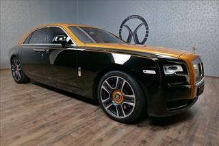 Rolls-Royce Ghost SERIES 2*PANORAMA*HEADUP limuzína benzin