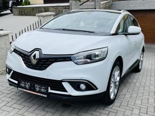 Renault Grand Scénic 1,6dCi 96kW Zen Koup.ČR,1.maji MPV nafta