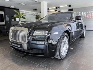 Rolls-Royce Ghost 6,6 V12/Vent. sedadla/Soft-close/Navi  IHNED sedan benzin