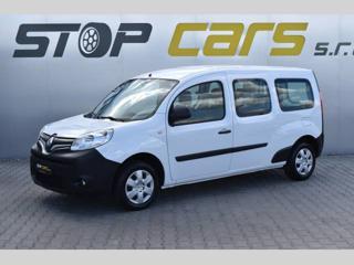 Renault Kangoo 1.5 DCi maxi kombi nafta