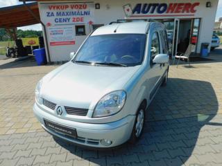 Renault Kangoo 1.6 16V PRO INVALIDY !!! kombi