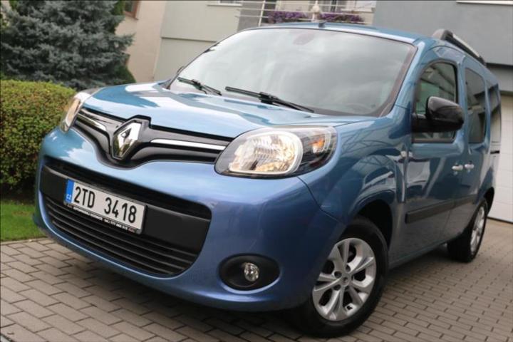 Renault Kangoo II 1.5 dCi  ENERGY Limited kombi nafta
