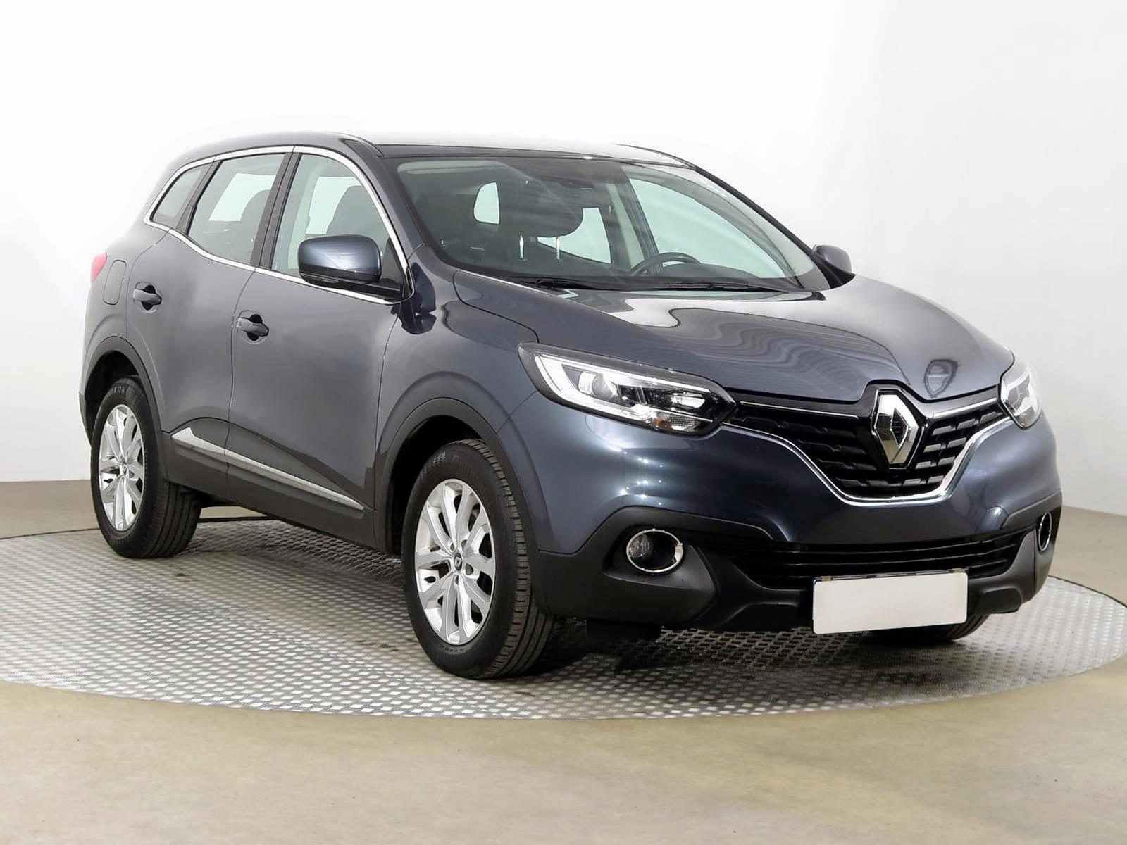Renault Kadjar 1.6 dCi 96kW SUV nafta