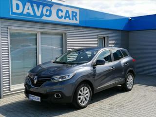 Renault Kadjar 1,2 TCe 97kW CZ Serv.Kniha DPH SUV benzin