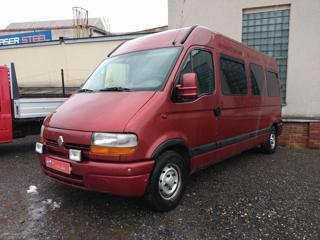Renault 2.8 dTi L3H2P3, po rozvodech dálkový